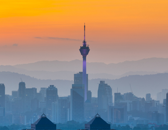 Do not miss the Kuala Lumpur Tower.