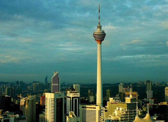 Highlight Kuala Lumpur City on the Kuala Lumpur Tower.