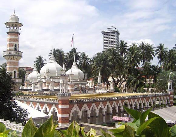 Jama Masjid Center for the Faith