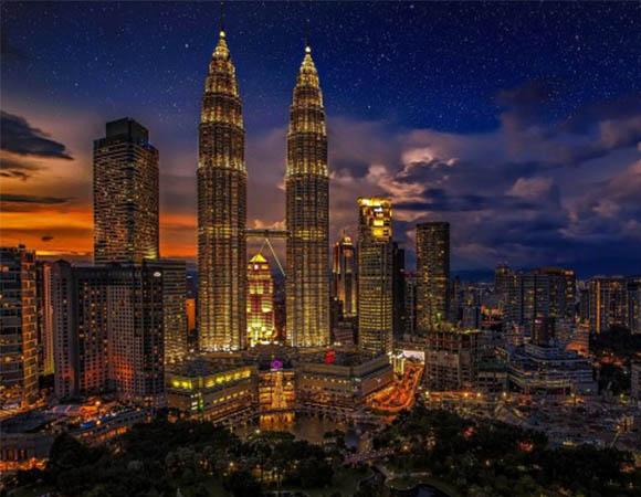 Petronas Towers Shop